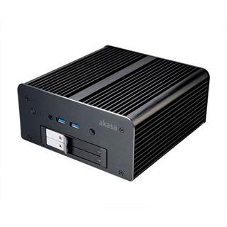 Akasa Max MT OEM Mini-ITX ohne Netzteil schwarz
