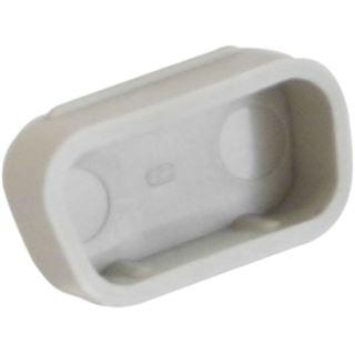 InLine Staubschutz für Sub D VGA Buchse 15polHD beige 1000