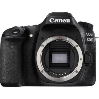 Canon EOS 80D Gehäuse (1263C027)