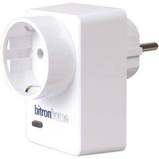 Bitron Home Smart Plug mit 16A Verbrauchsdatenerfassung