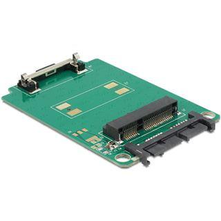 Delock Konverter Micro SATA 16 Pin mSATA full size
