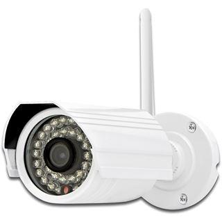 Digitus Outdoor PlugundView Kamera-Attrappe mit IP 66-Gehäuse