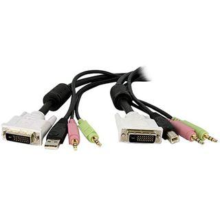 Startech 4x1 USB DVI KVM SWITCH