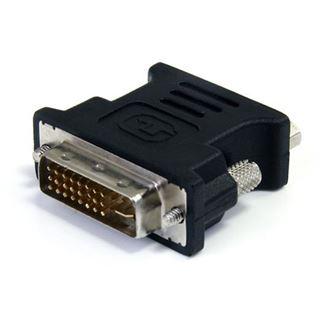 Startech VGA Adapter DVI 24+5 Stecker auf VGA 15pol Buchse Schwarz