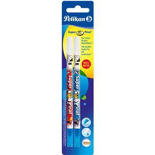 Pelikan Tinten-Löschstifte Super-Pirat 850B/2/B 2 Stück