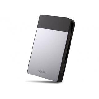 """1000GB Buffalo MiniStation Extreme HD-PZFU3 HD-PZF1.0U3S-EU 2.5"""" (6.4cm) USB 3.0 silber"""