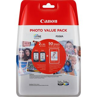 Canon PG-545XL/CL546XL Photo multipack