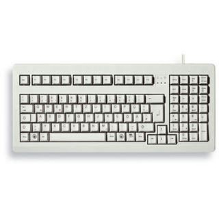 CHERRY G80-1800 PS/2 & USB Englisch (US) hellgrau (kabelgebunden)