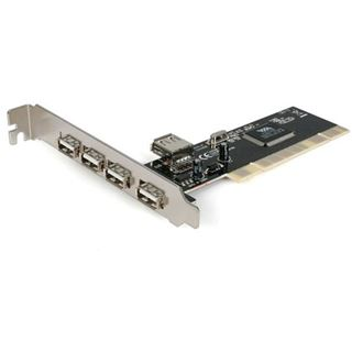 Startech 5 PORT PCI USB Adapter Karte