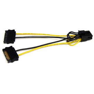 Startech 6 SATA TO 8PIN PCIE ADAPTER