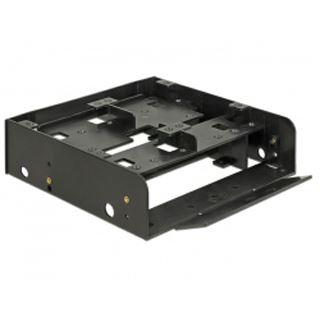 """Delock Einbaurahmen 5.25"""" für 4x 2.5"""" HDD/SSD"""
