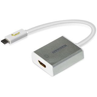LEICKE USB-C auf HDMI Adapter für Apple MacBook