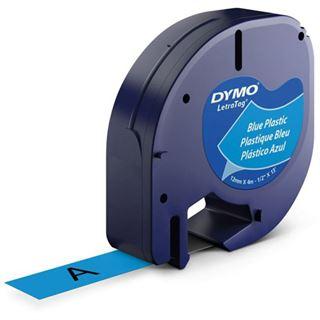 DYMO S0721700 12mm schwarz/blau