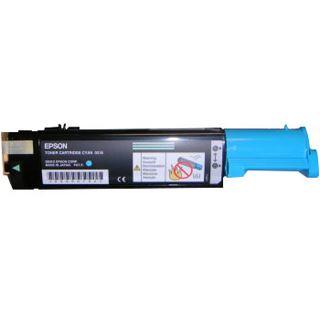 Epson C13S050318 - Tonerpatrone - 1 x Cyan - für AcuLaser C1100, CX21NF