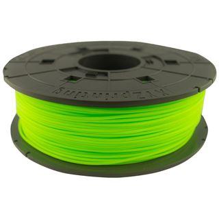 XYZprinting DaVinci Filamentcassette PLA für 3D Drucker NFC Junior neon grün