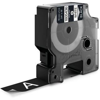 Dymo Vinylband 1805436 für Rhino Etikettendrucker, 19 mm x 5,5
