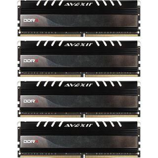 32GB Avexir Core Series DDR4-2400 DIMM CL16 Quad Kit