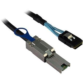 Kabel Inter-Tech SFF-8088 zu SFF-8087