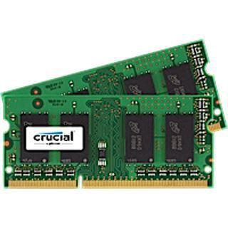 32GB Crucial CT2KIT204864BF160B DDR3L-1600 SO-DIMM CL11 Dual Kit
