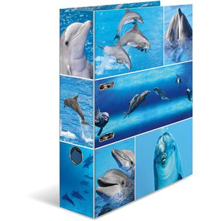 HERMA Ordner A4 Delfine
