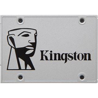 "240GB Kingston SSDNow UV400 Upgrade Kit 2.5"" (6.4cm) SATA 6Gb/s"