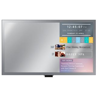 "55"" (139,70cm) Samsung Signage Solutions ML55E EN schwarz 1920x1080 2xHDMI / Component-Eingang (Y/Pb/Pr) / DisplayPort 1.2 / DVI-D"