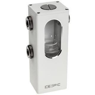 XSPC Ion Reservoir/Pumpen Kombination weiße LED weiß