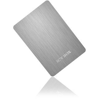 """ICY BOX IB-234-U31a 2.5"""" (6,35cm) USB 3.1 silber"""