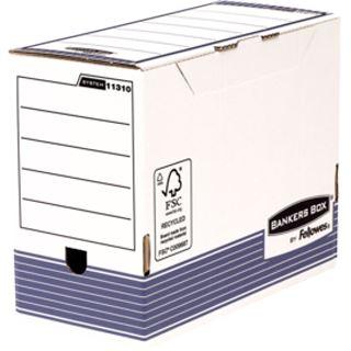 Fellowes BANKERS BOX SYSTEM Archiv-Schachtel, blau, (B)150mm