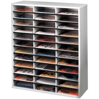 Fellowes Post- und Broschüren Manager, 36 Fächer horizontal