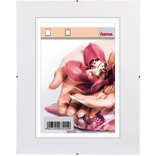 """Hama rahmenloser Bilderhalter """"Clip-Fix"""" 70x100cm für Bilder mit 50x70cm Polystyrolglas"""