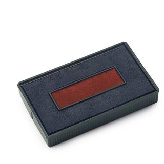 COLOP Ersatzstempelkissen E/200/2, blau/rot, Doppelpack