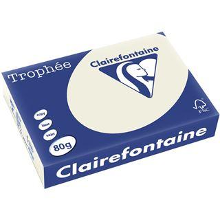 Clairalfa Multifunktionspapier Troph'e, A4, 80 g/qm, grau