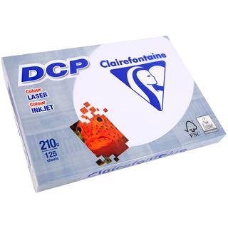 Clairalfa Multifunktionspapier DCP, DIN A4, 210 g/qm, weiß