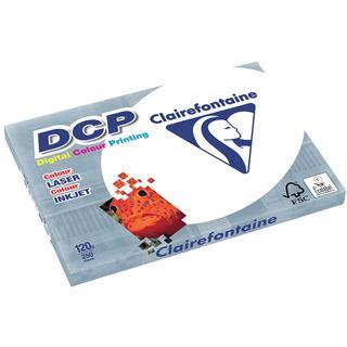 Clairalfa Multifunktionspapier DCP, DIN A3, 120 g/qm, weiß