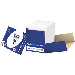 Clairalfa Multifunktionspapier, DIN A4, 80 g/qm, Smartpack