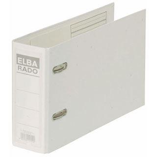 Elba Ordner rado plast - DIN A5 quer, Rückenbr.: 75 mm,