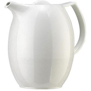 emsa Tee-Isolierkanne ELLIPSE, 1,0 Liter, weiß
