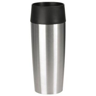 emsa Isolierbecher TRAVEL MUG, 0,36 Liter, Edelstahl