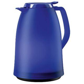 emsa Isolierkanne MAMBO, 1,5 Liter, blau-transluzent