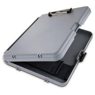 "SAUNDERS Klemmbrett ""Portable Desktop WorkMate"", grau"