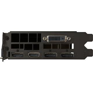 8GB MSI GeForce GTX 1080 Aero 8G OC Aktiv PCIe 3.0 x16 (Retail)