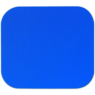 Fellowes GmbH Maus Pad Medium, aus Polyester, blau