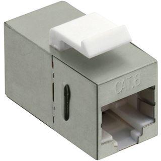 LogiLink Keystone Verbinder Kat.6, Klasse E, geschirmt