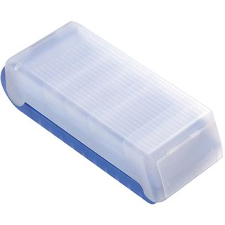 helit Lernkartei BeeBox, A7, Unterteil: blau-transluzent