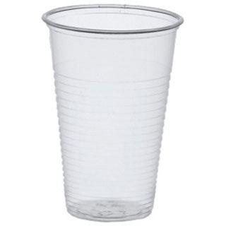 PAPSTAR Kunststoff-Trinkbecher PS, 0,2 l, glasklar 100 Stück