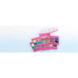 Pelikan Deckfarbkasten ProColor 735, 24 Farben, Pink