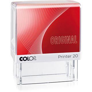 "COLOP Textstempel Printer 20 ""ORIGINAL"", mit Textplatte"