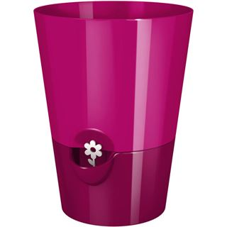 emsa FRESH HERBS Kräutertopf, pink, Durchmesser: 130 mm