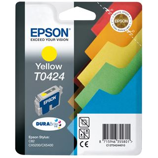 Epson Tinte C13T042440 gelb